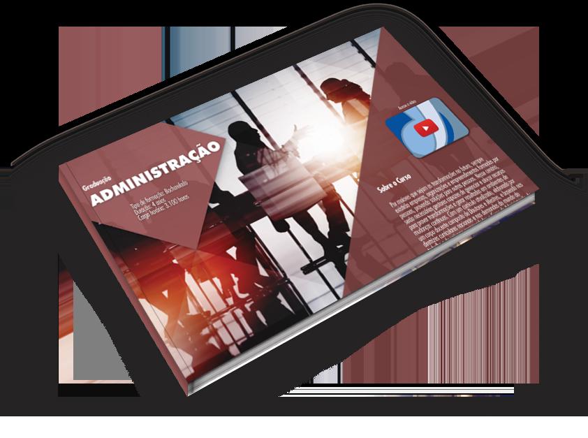 Capa do e-book de Administração da Unigranrio