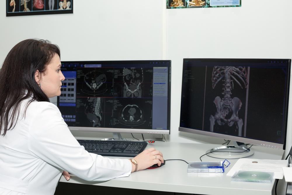 tecnologia em radiologia