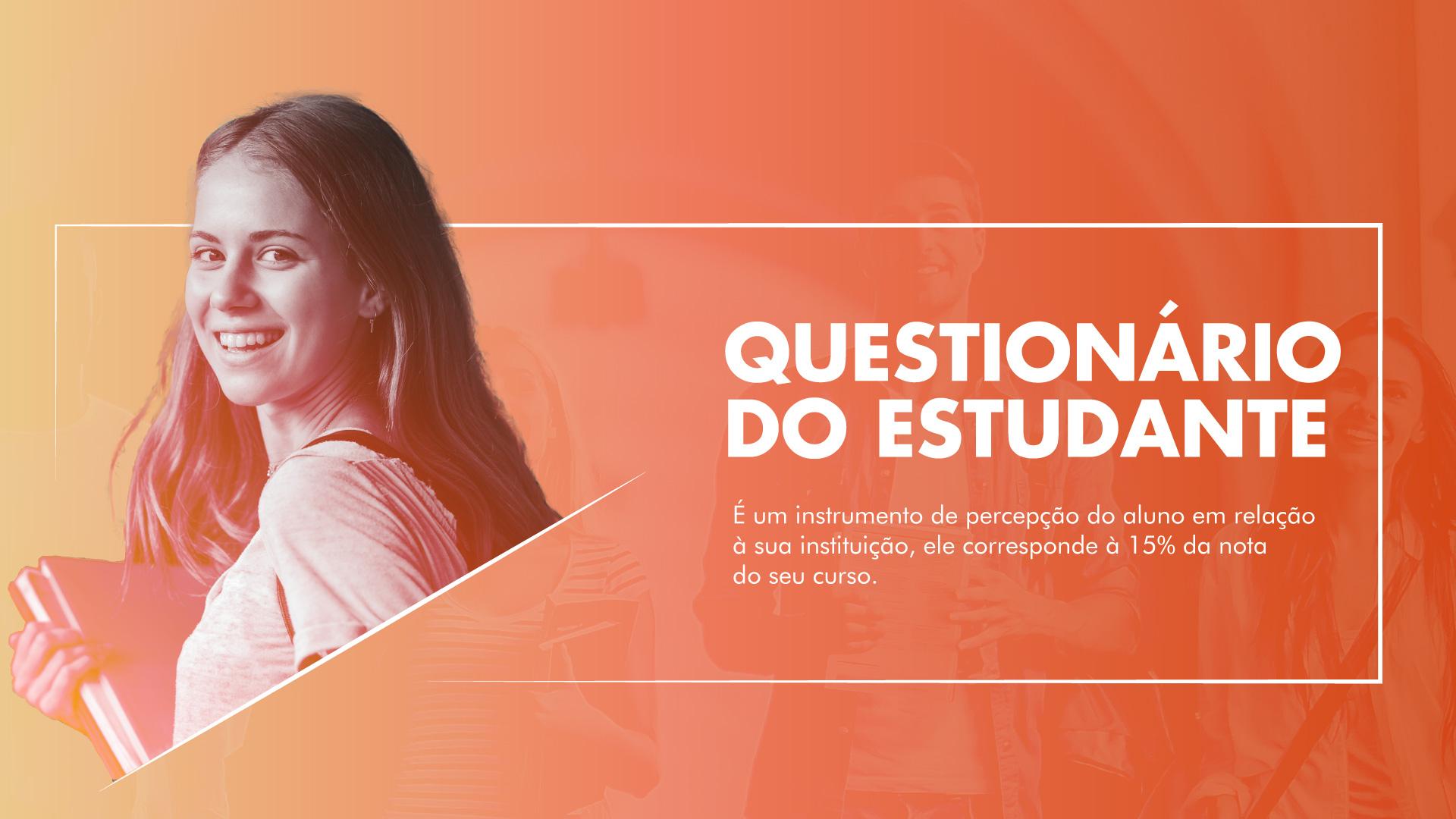 ENADE 2021 – Questionário do estudante